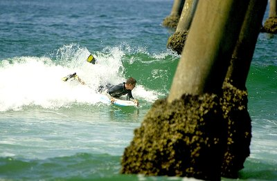 Surfing Action 7